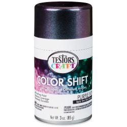 Testors Craft Color Shift Spray Paint - Purple Fog, 3 oz