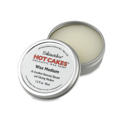 Enkaustikos Wax Medium - 1.5 oz Tin