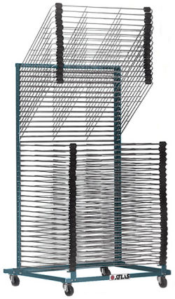 Gran Adell Tensor 18 Drying Rack - Double Sided