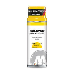 Molotow Chalk Spray - Yellow, 400 ml can
