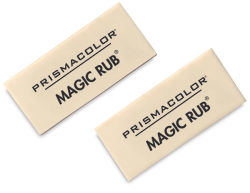 Magic Rub Eraser, Box of 12
