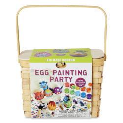 Kid Made Modern The Egg Painting Party Kit