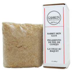 Gamblin Rabbit Skin Glue