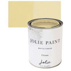 Jolie Matte Cream Quart