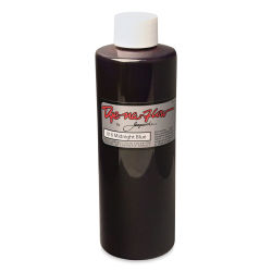 Jacquard Dye-Na-Flow Fabric Color - Midnight Blue, 8 oz bottle