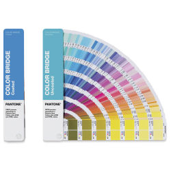 Pantone Color Bridge Guide Set - Coated & Uncoated