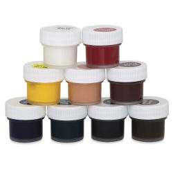 Smooth-On Silc Pig Silicone Color Pigment Sampler