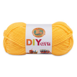 Lion Brand DIYarn  - Yellow