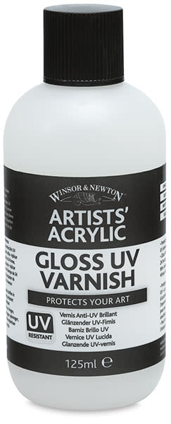 Gloss UV Varnish