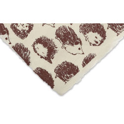 Lokta Paper - Hedgehog, Light Brown, 20'' x 30''