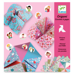Djeco Origami Kit - Fortune Tellers