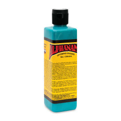 Alpha6 Alphanamel Lettering Enamel - Bright Teal, 236.6 ml, Bottle