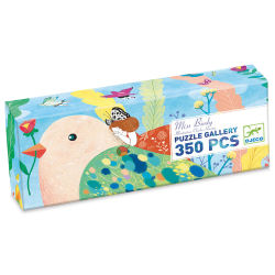 Djeco Gallery Puzzle-Miss Birdy, 350 Pieces