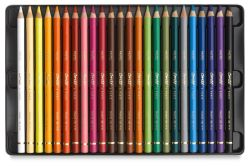 Conte Pastel Pencil Set - Assorted Colors, Set of 24, Tin