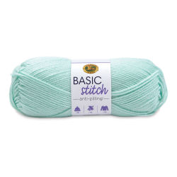 Lion Brand Basic Stitch Anti-Pilling Yarn - Frost, 185 yds