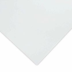 "Clairefontaine Pastelmat Board - White, 27-1/2"" x 39-1/2"" (corner close-up)"