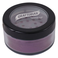 Graftobian Large Luster Powder - Pulsar Purple