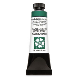 Daniel Smith Extra Fine Watercolor - Phthalo Green Blue Shade, 15 ml Tube