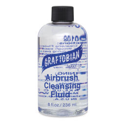 Graftobian Airbrush Cleaning Fluid - 8 oz