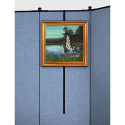 Screenflex Artwork Hanger - Pkg of 2