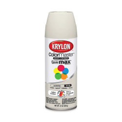Krylon Spray Paint - Satin Almond, 12 oz can