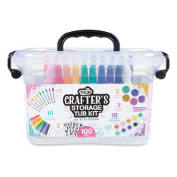 Tulip Crafter's Storage Tub Kit