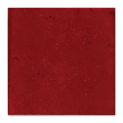 Fuseworks Fusible Glass Sheets - Red, 6'' x 6''