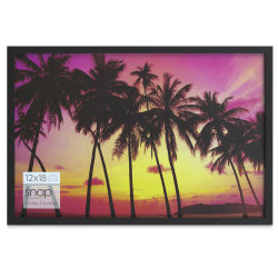 Nielsen Bainbridge Snap Wood Digital Format Frame - 12'' x 18''