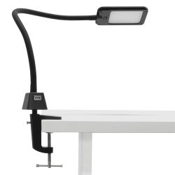 Studio Designs LED Flex Lamp - Black (Shown on table)