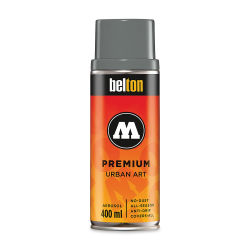 Molotow Belton Spray Paint - 400 ml Can, Gray Blue Dark