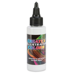 Createx Illustration Colors - Transparent Base, 2 oz