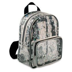 Fashion Angels Backpack - Black with Stars