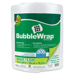 ShurTech Duck Bubble Wrap - 12'' x 60 ft