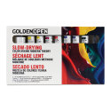 Golden Open Acrylics - Modern Color Mixing, Set of 8