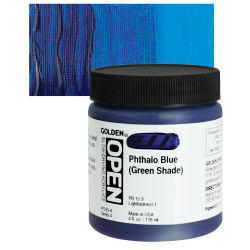 Phthalo Blue (Green Shade)