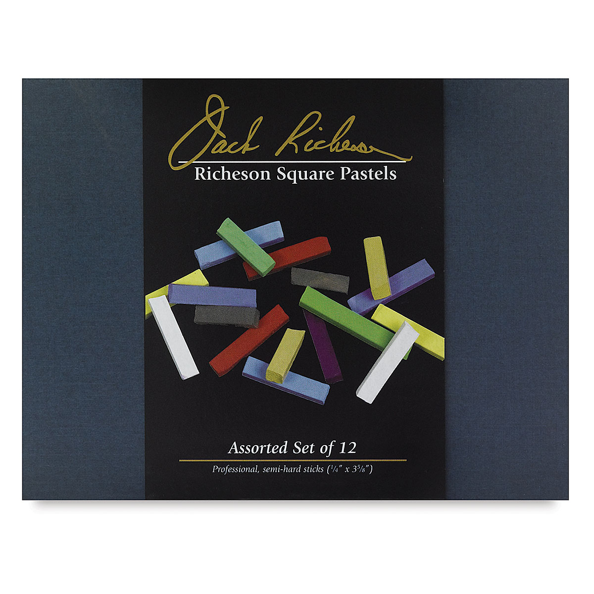 Medium And Hard Pastels Blick Art Materials