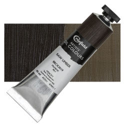 Cranfield Artists' Oils - Raw Umber, 40 ml, Tube