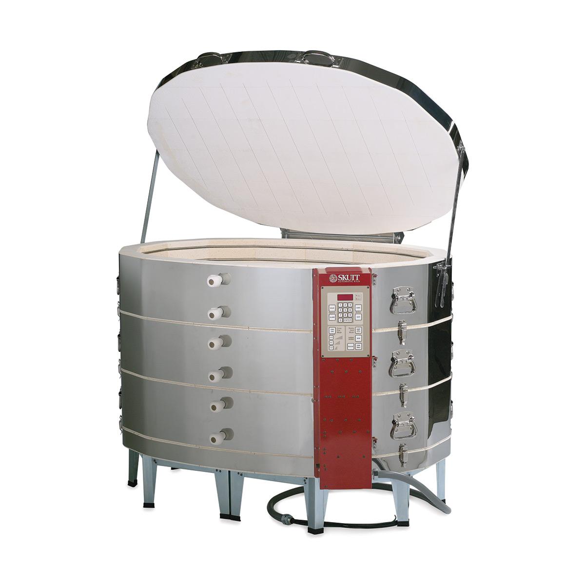 Skutt KM Series Kilnmaster Automatic Kiln - KM-1627-3PK, Cone 10, 240V, 3P, 66A