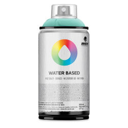 MTN Water Based Spray Paint - Phthalo Green Blue, 300 ml Can