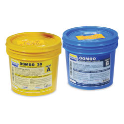 Smooth-On Oomoo 30 Silicone Rubber, Gallon