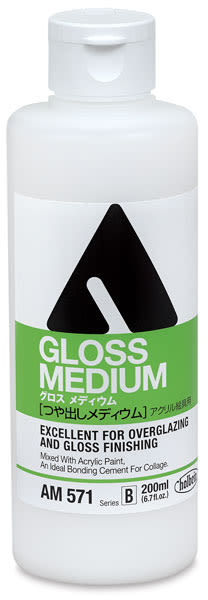 Acrylic Gloss Medium