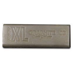Derwent XL Graphite Block - Raw Umber