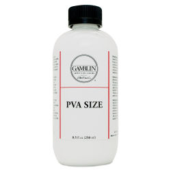Gamblin PVA Sizing - 8.5 oz