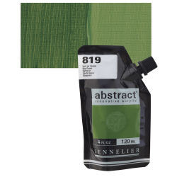 Sennelier Abstract Acrylic - Sap Green, 120 ml pouch