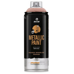 MTN Pro Metallic Spray Paint - Metallic Pink Gold, 400 ml
