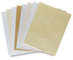 Neutral Silks Assortment, 24 sheets