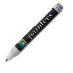 Elmer's Painters Paint Marker - Metallic Silver, Fine Point