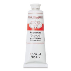 Charbonnel Etching Ink - Cardinal Red, 60 ml