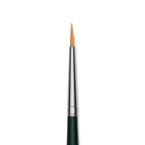 Da Vinci Nova Brush - Round, Long Handle, Size 2