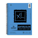 Canson XL Watercolor Pad - 7'' x 10'', Wirebound, 30 Sheets